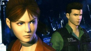 Claire and Chris Redfield, Code Veronica's main characters.