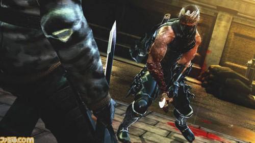 Ninja Gaiden 3 Famitsu Image 2