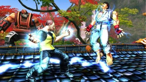 Cole Infamous Street Fighter X Tekken Image 3
