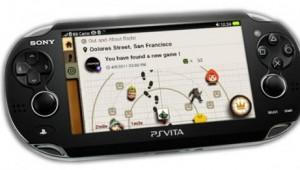Sony PlayStation Vita Near App