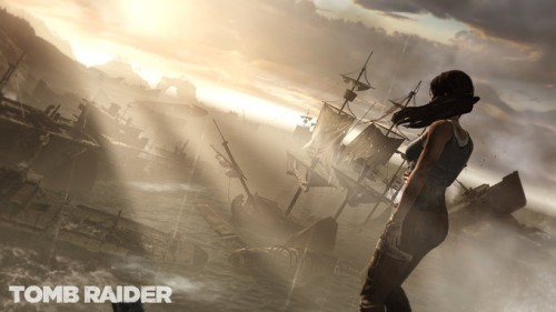 Tomb Raider PS3360 Image 1