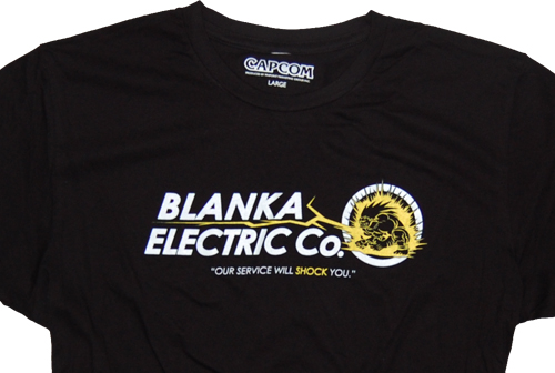 Blanka Electric T-Shirt Image