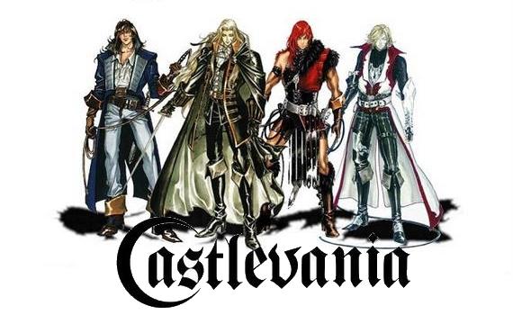 castlevania harmony of despair characters