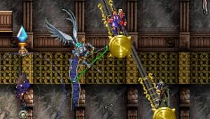 castlevania harmony of despair gameplay 02