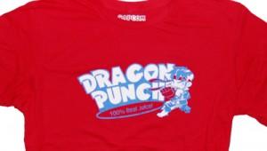Dragon Punch T-Shirt Image