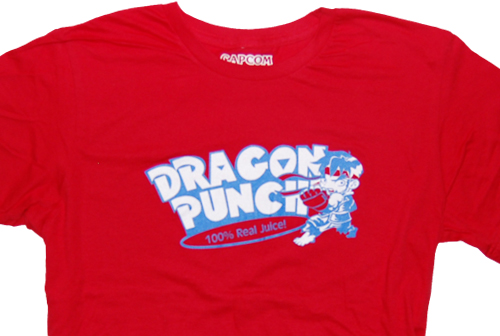 Dragon Punch T-Shirt Image