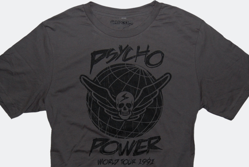 Psycho Power T-Shirt Image