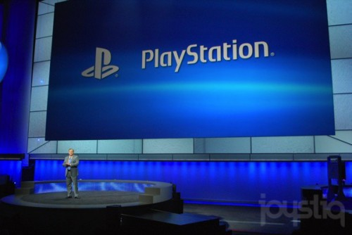 Sony E3 2011 Live Image 5 - Provided By Joystiq