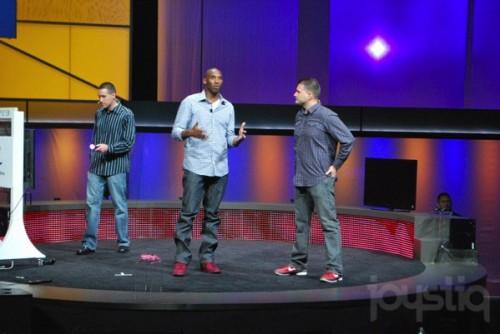 Sony E3 2011 Live Image 3 - Provided By Joystiq