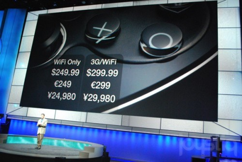Sony E3 2011 Live Image 6 - Provided By Joystiq