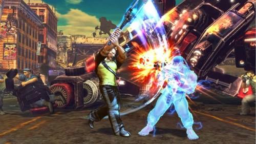 Cole Infamous Street Fighter X Tekken Image 2