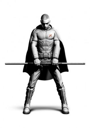 Batman Arkham City Robin Pre Order