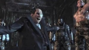Batman Arkham City Penguin