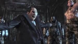 Batman Arkham City Penguin