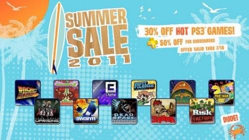PSN Summer Sale Image