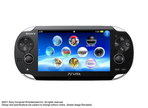 PlayStation Vita Image 1