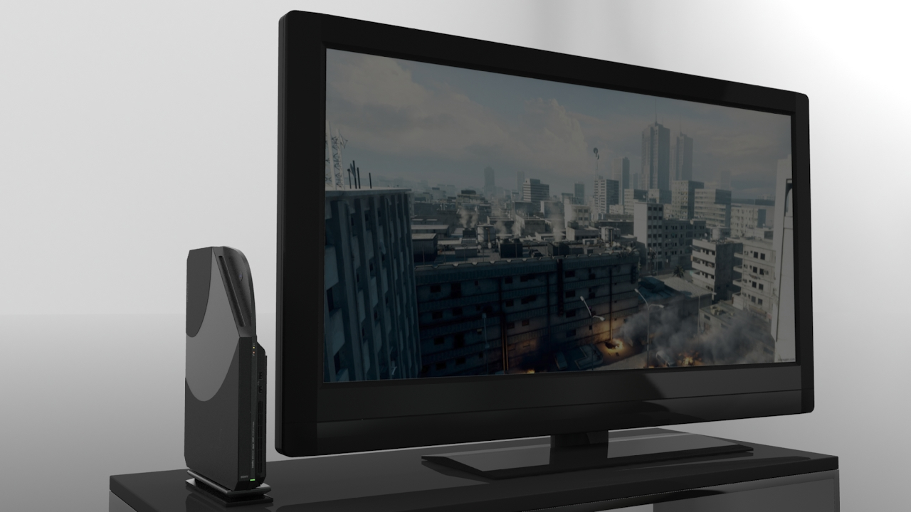 Playstation 4 With TV