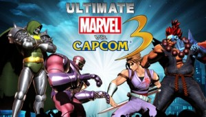 Ultimate Capcom vs. Marvel 3 Pre-order Image