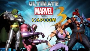 Ultimate Capcom vs. Marvel 3 Pre-order Image