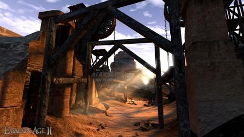 Dragon Age 2 Legacy Carta