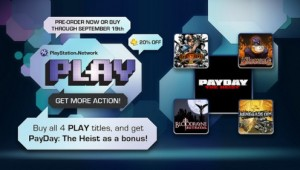 PlayStation Network Play Image