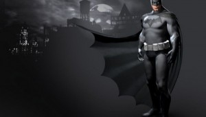 Batman Arkham City Year One Batman