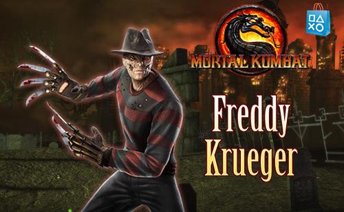 Mortal Kombat Freddy Krueger DLC Image 2