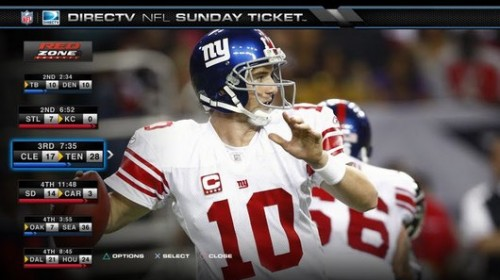 NFL Sunday PS3