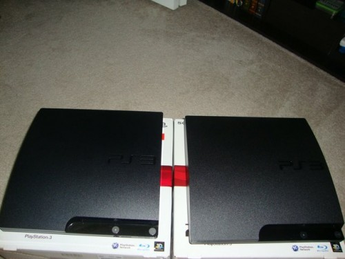 PlayStation 3 Models 3000 and 2000 by TheBanditKing