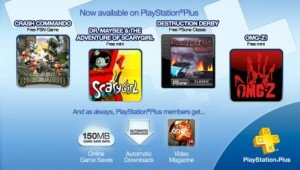 PlayStation Store Update Aug 1 2011
