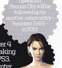 RE6 Snippet From Official PlayStation Magazine