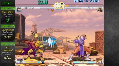 Street Fighter III Third Strike Online Edition Chun Li