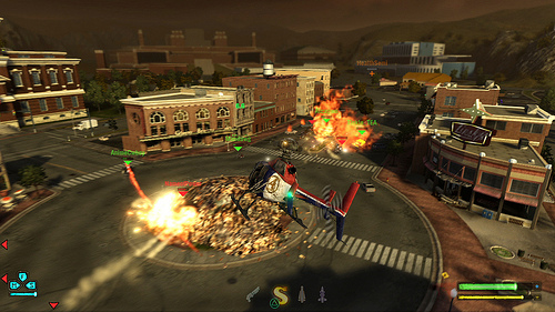 Twisted Metal PS3 Image 3