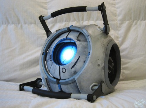 Wheatley Puppet by TRP-Chan
