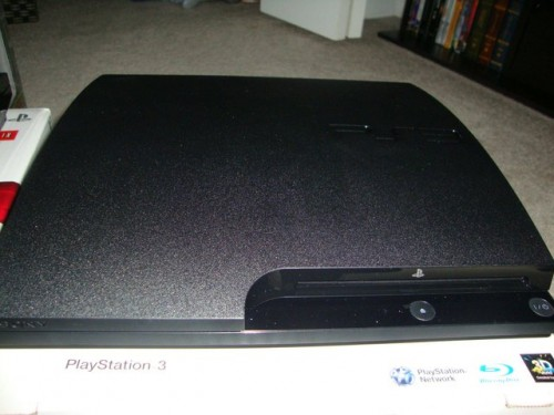PlayStation 3 Models 3000 by TheBanditKing