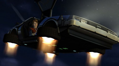 Back to the Future The Game Image 2