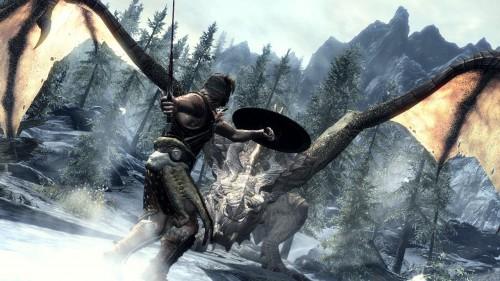 Elder Scrolls V Skyrim Image 1