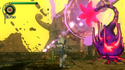 Gravity Daze (working title) Image 1