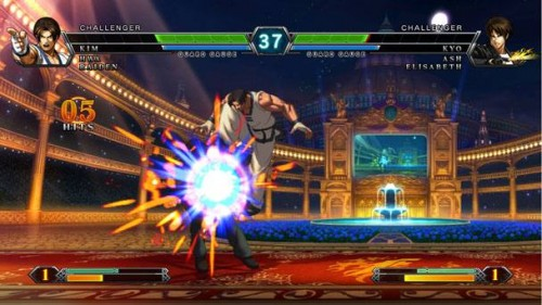 King of Fighters XIII Image 1