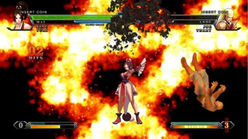 King of Fighters XIII Image 2