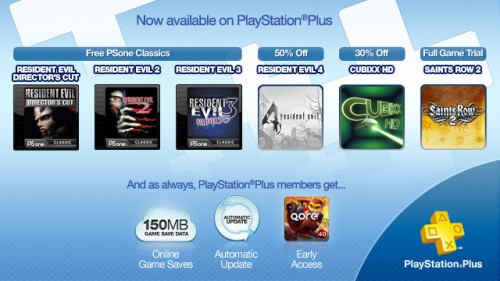 PlayStation Plus Sept 20 2011