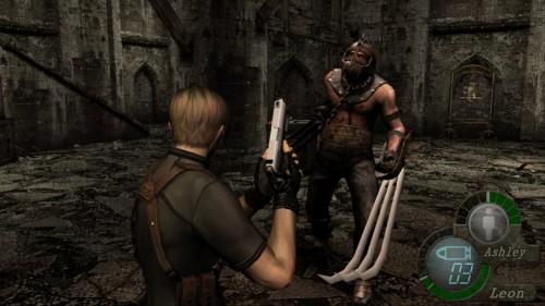 Resident Evil 4 HD Image
