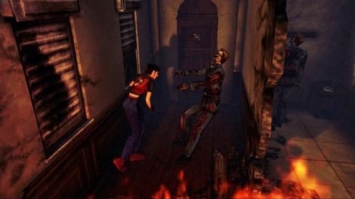 Resident Evil Code Veronica X HD Image