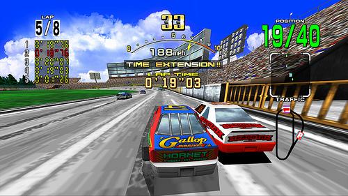 Daytona USA Image 2