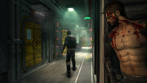 Deus Ex Human Revolution The Missing Link DLC Image