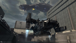 Dust 514 in game