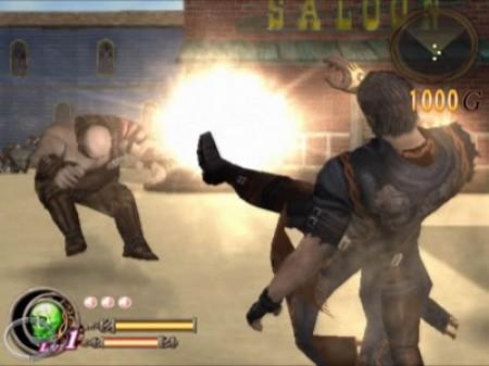 God Hand PS2 Image