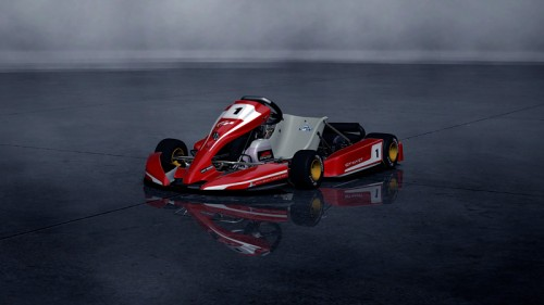 Gran Turismo RACING KART 125 Image