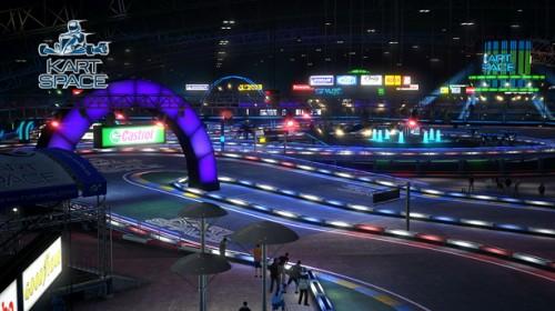 Kart Space I and II Image