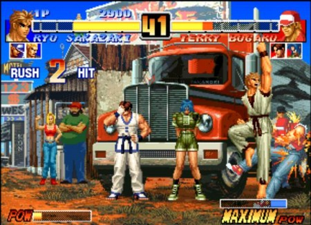 King of Fighters 96 Image